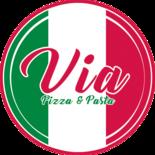 Via Pizza Logo